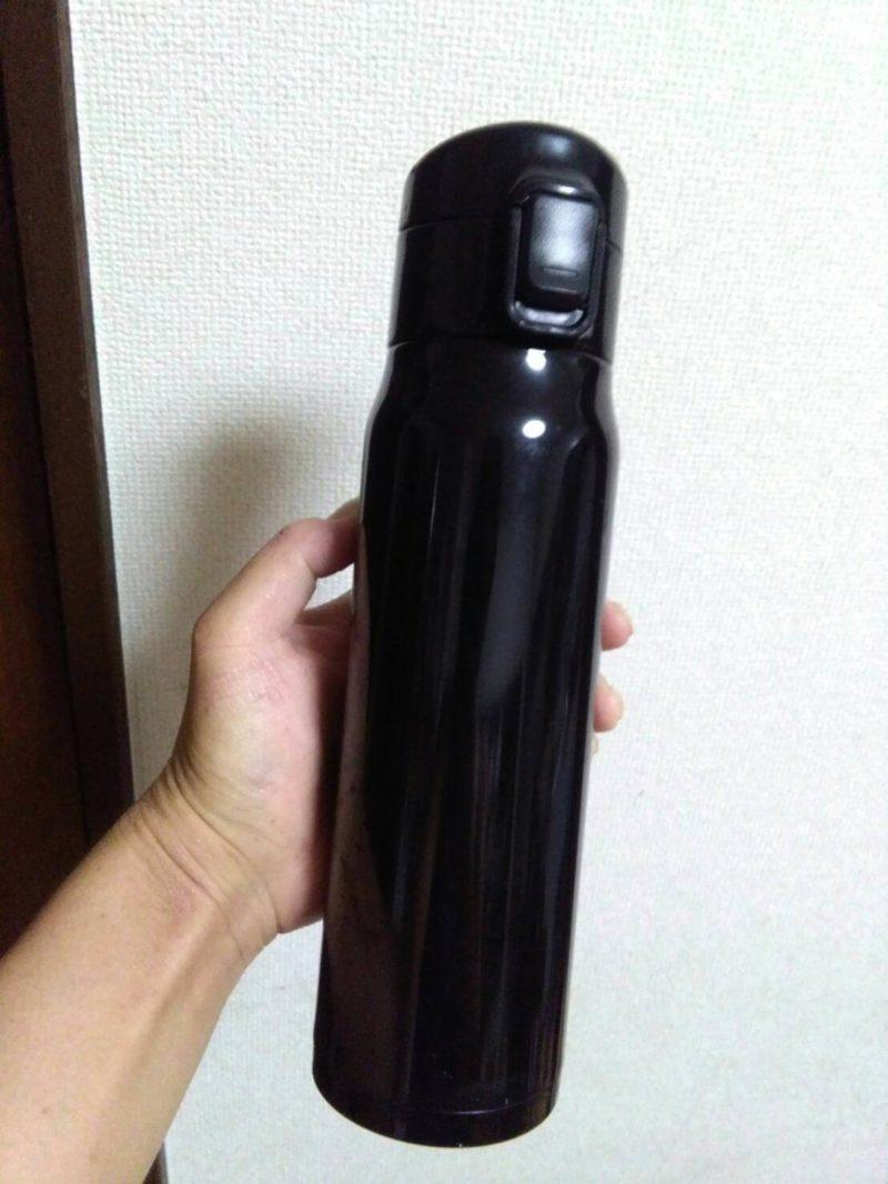 次女の水筒